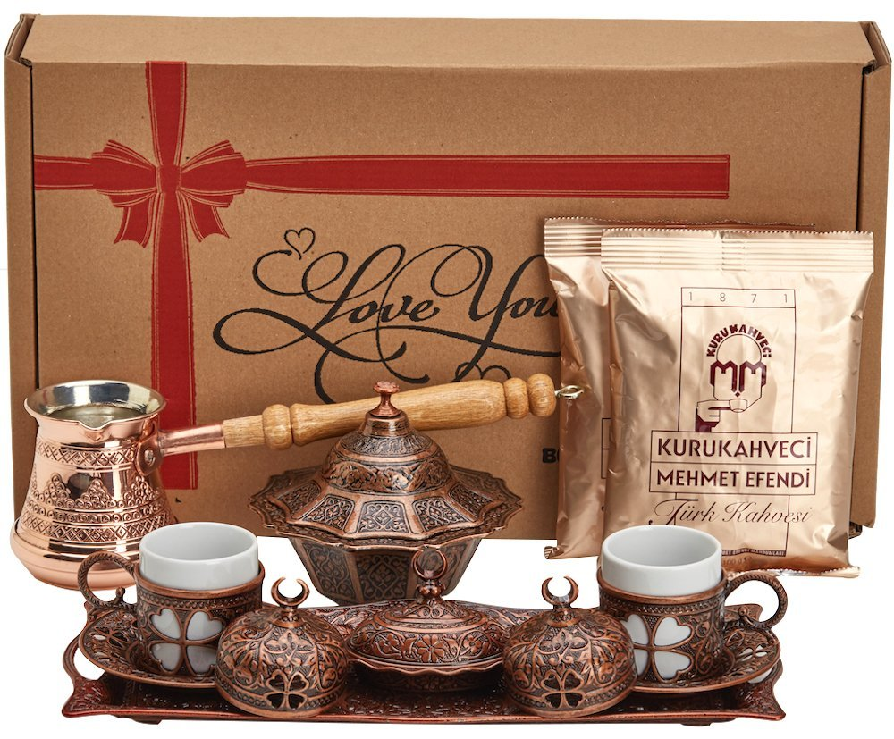 BOSPHORUS Arabic Coffee Cup made in Turkey